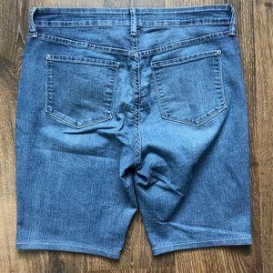 NYDJ Lorena Bermuda Shorts
